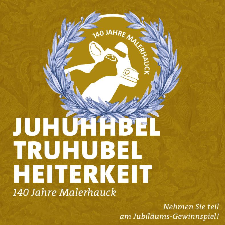 140 Jahre Malerhauck in Heidelberg und Mannheim