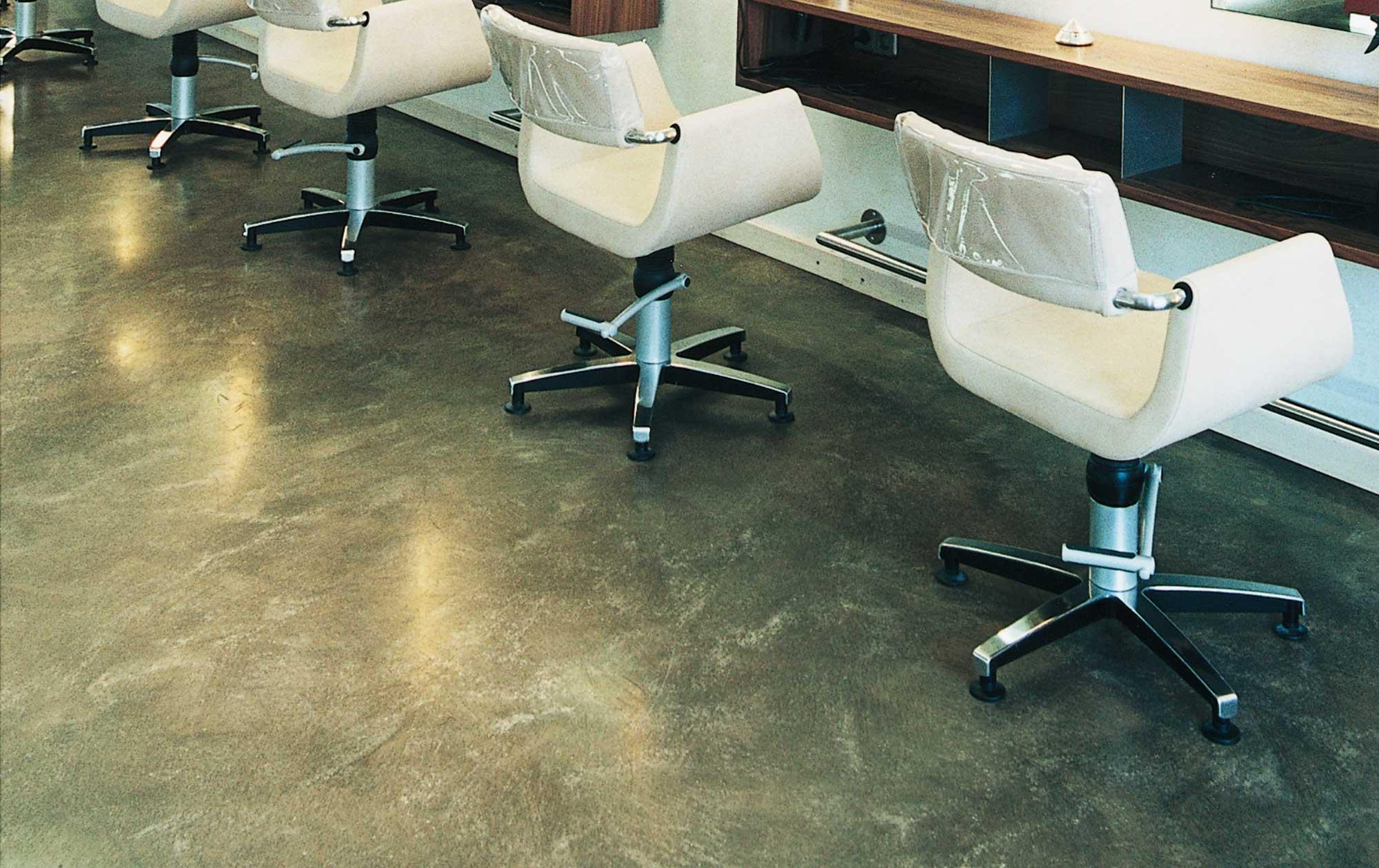 Caparol Boden für Geschäftsräume