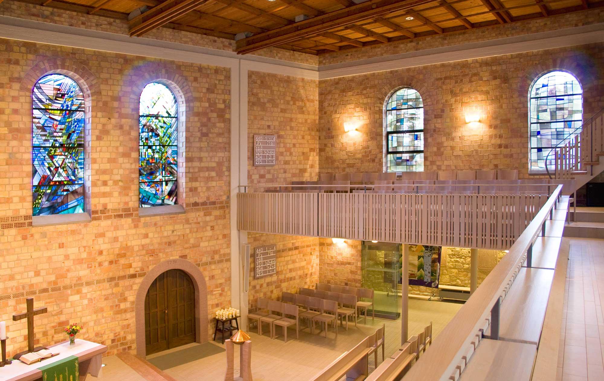 Evangelische Kirche Hohensachsen