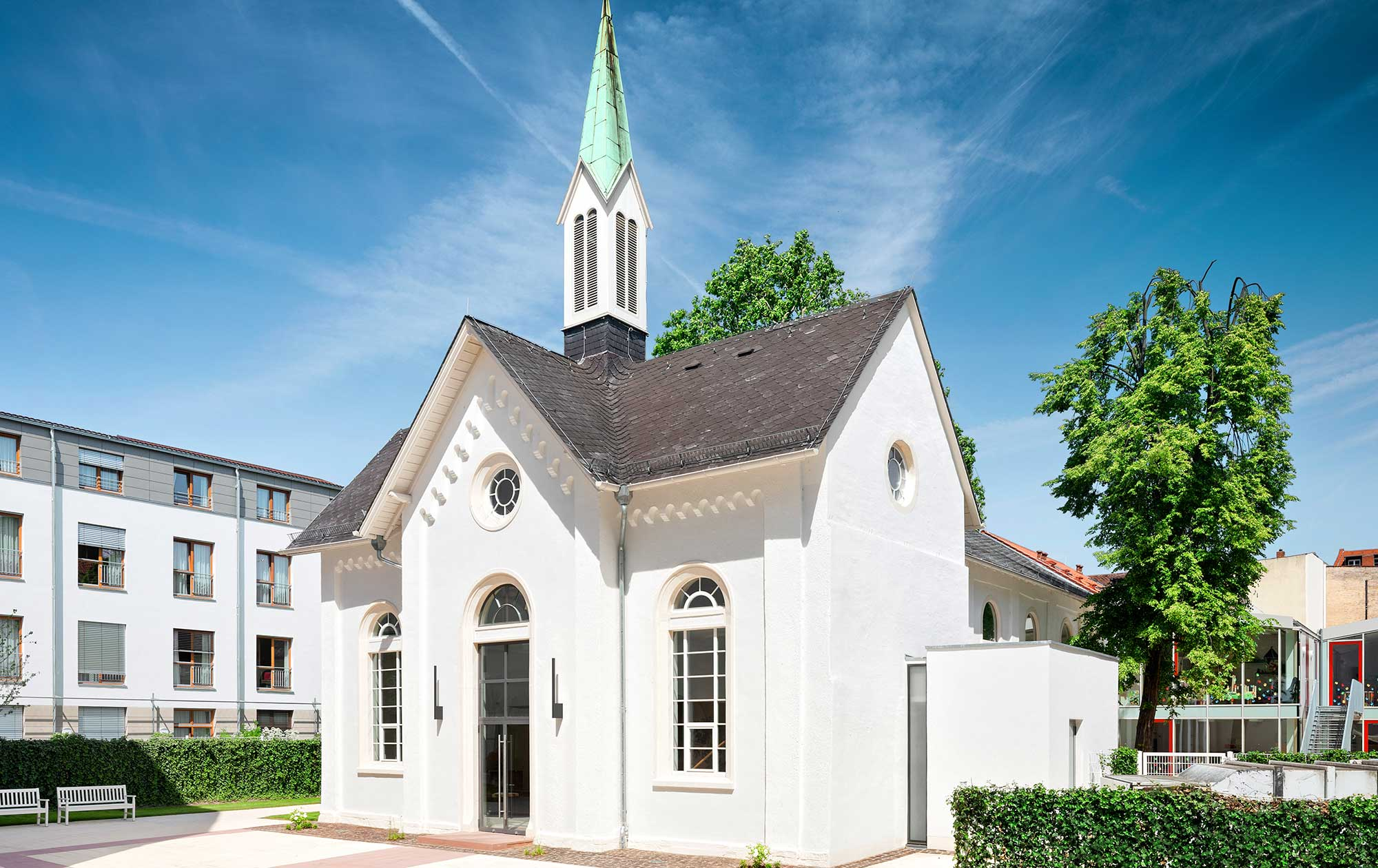 St. Anna Kapelle Heidelberg