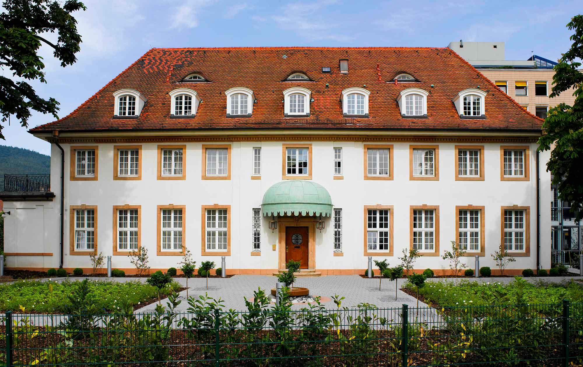Fassade Villa Menge Salem